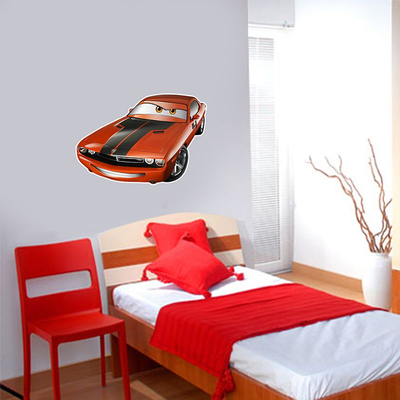 Adesivo Decorativo Carros 0009