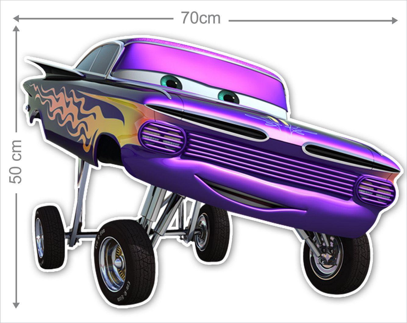 Adesivo Decorativo Carros 0014  - Paredes Decoradas