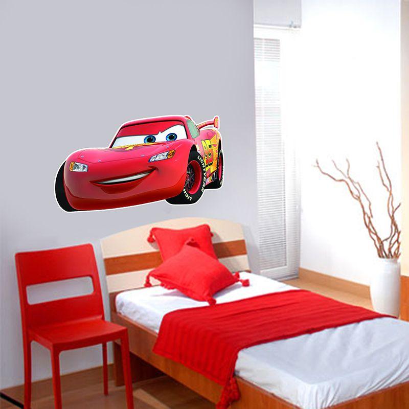 Adesivo Decorativo Carros 0016  - Paredes Decoradas