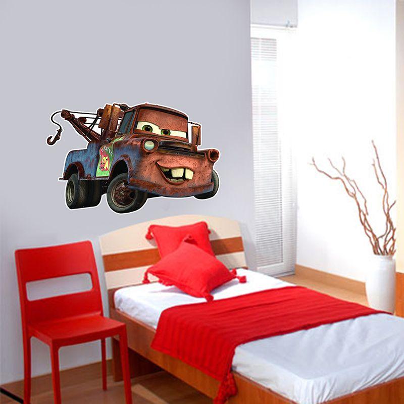 Adesivo Decorativo Carros 0017  - Paredes Decoradas
