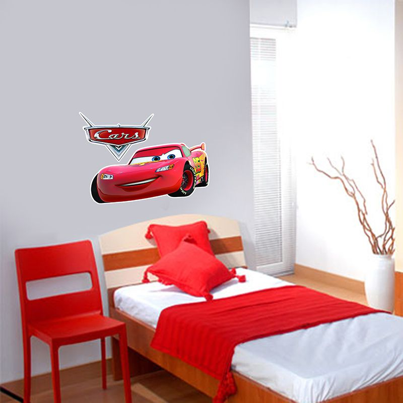 Adesivo Decorativo Carros 0019  - Paredes Decoradas