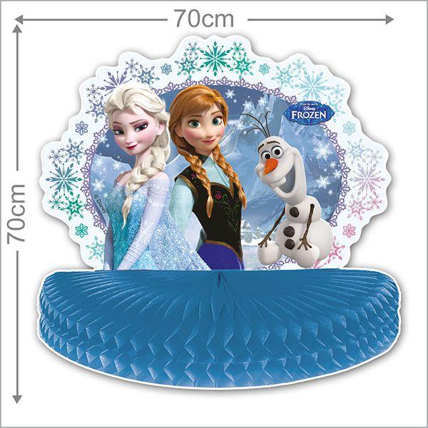Adesivo Decorativo Frozen 0013  - Paredes Decoradas