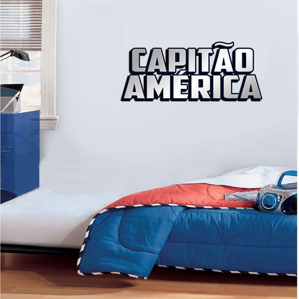 Adesivo Decorativo Heróis 0006  - Paredes Decoradas