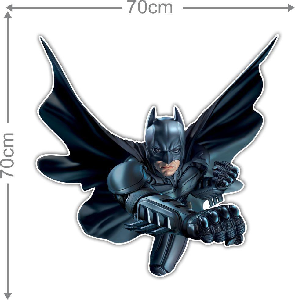 Adesivo Decorativo Heróis 0015  - Paredes Decoradas