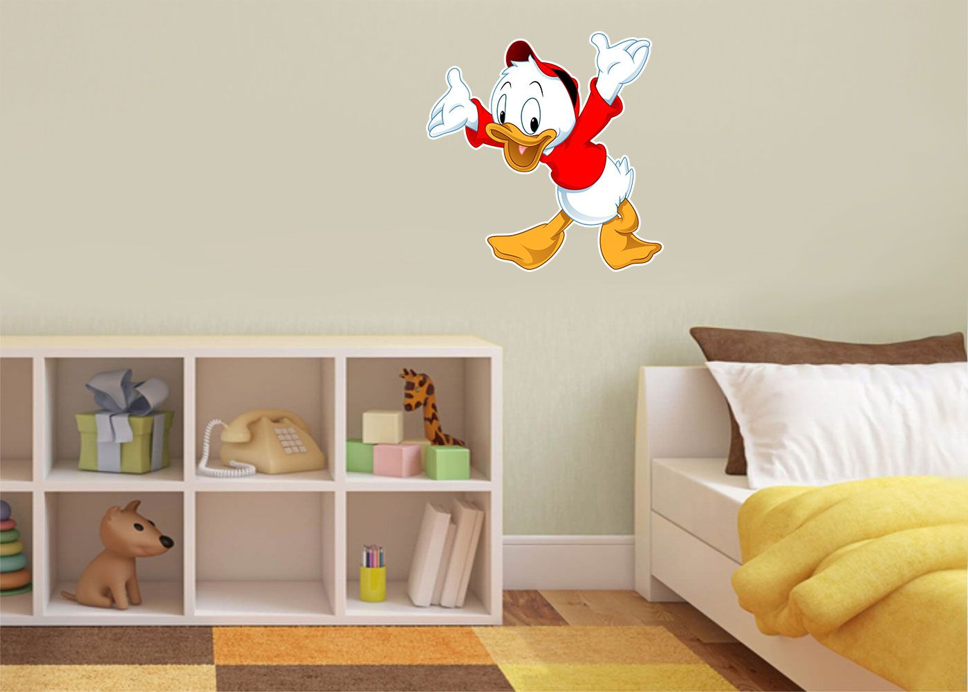 Adesivo Decorativo Mickey 0002