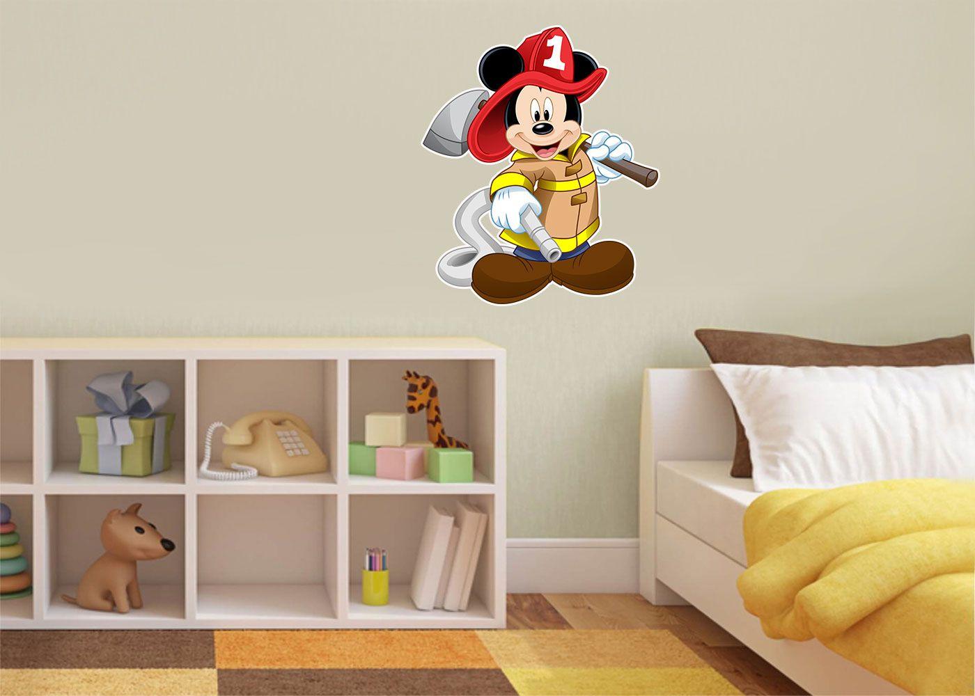 Adesivo Decorativo Mickey 0012