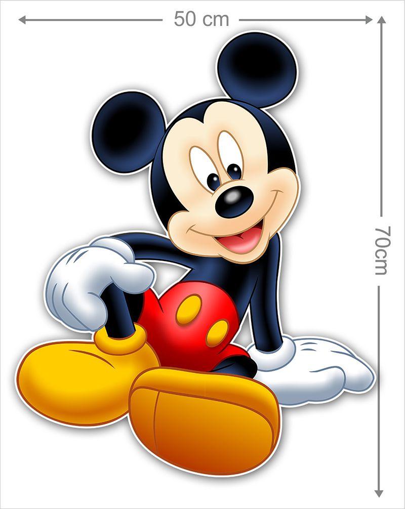 Adesivo Decorativo Mickey 0013  - Paredes Decoradas