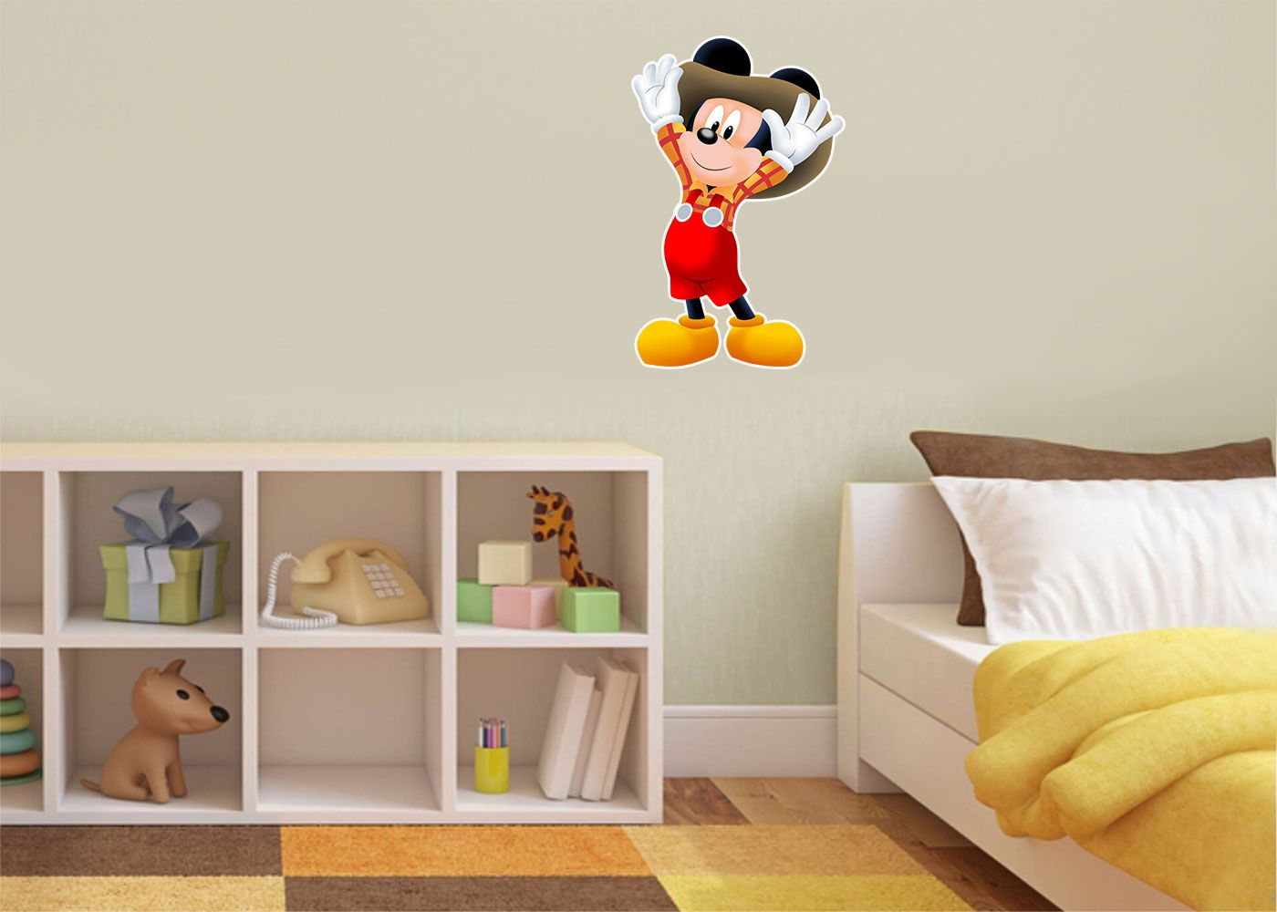 Adesivo Decorativo Mickey 0016