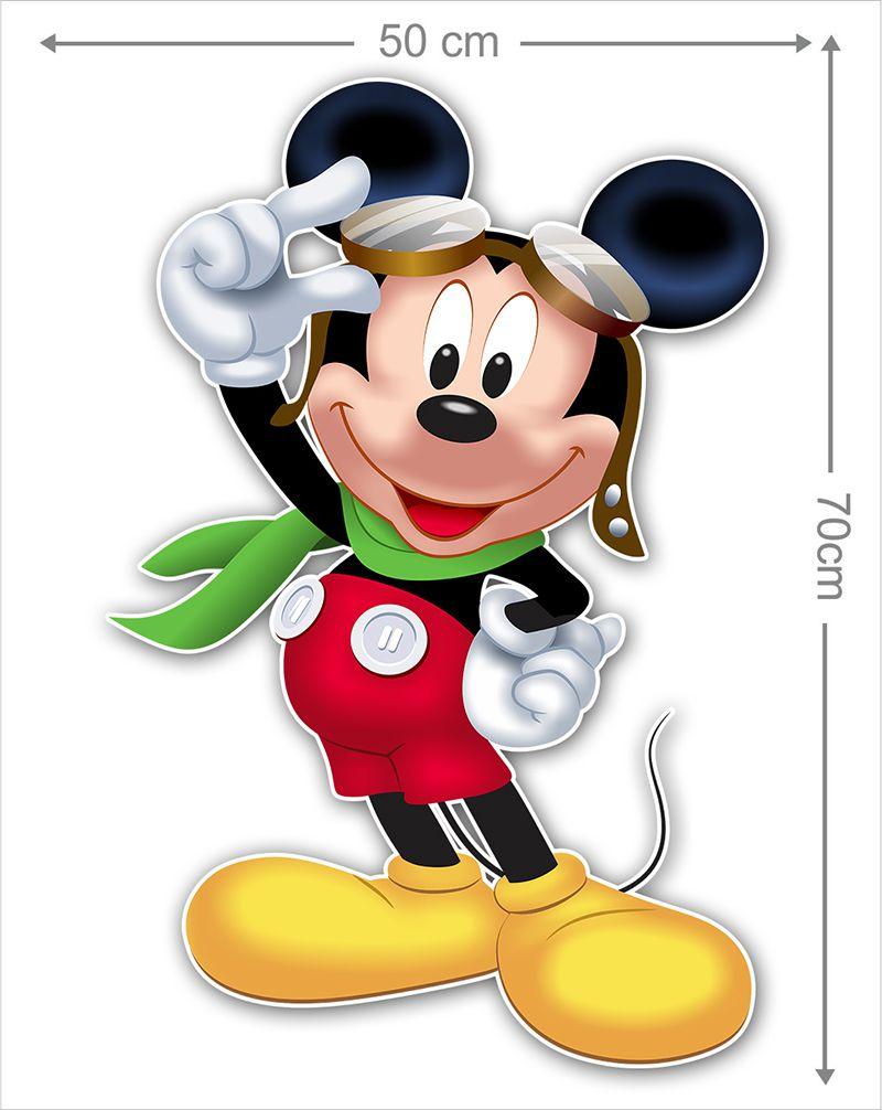 Adesivo Decorativo Mickey 0020  - Paredes Decoradas