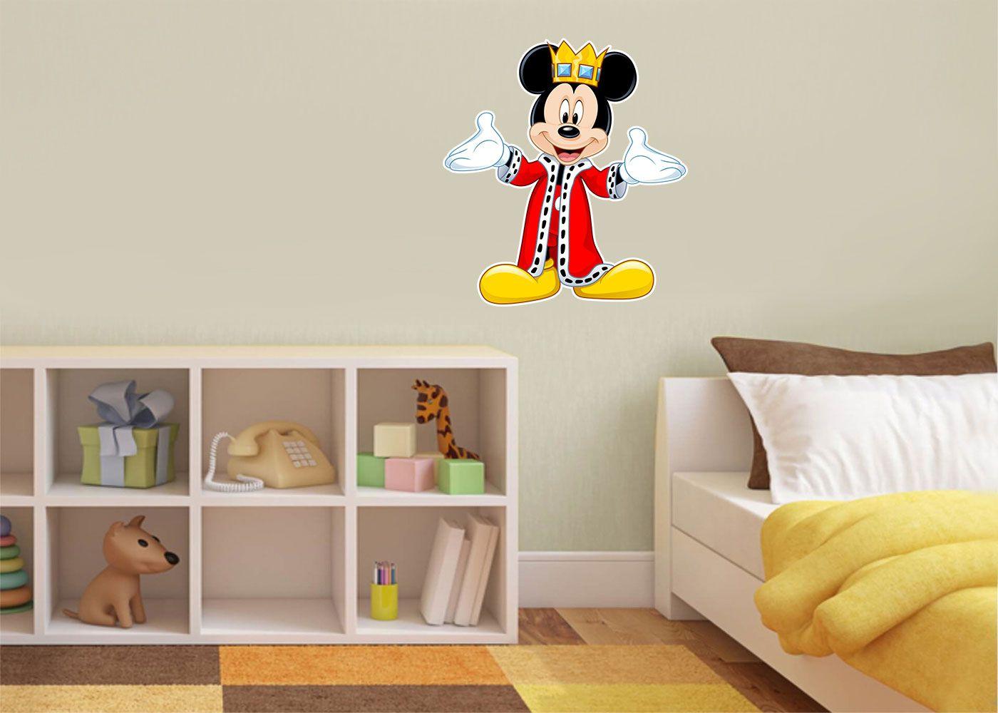Adesivo Decorativo Mickey 0021  - Paredes Decoradas