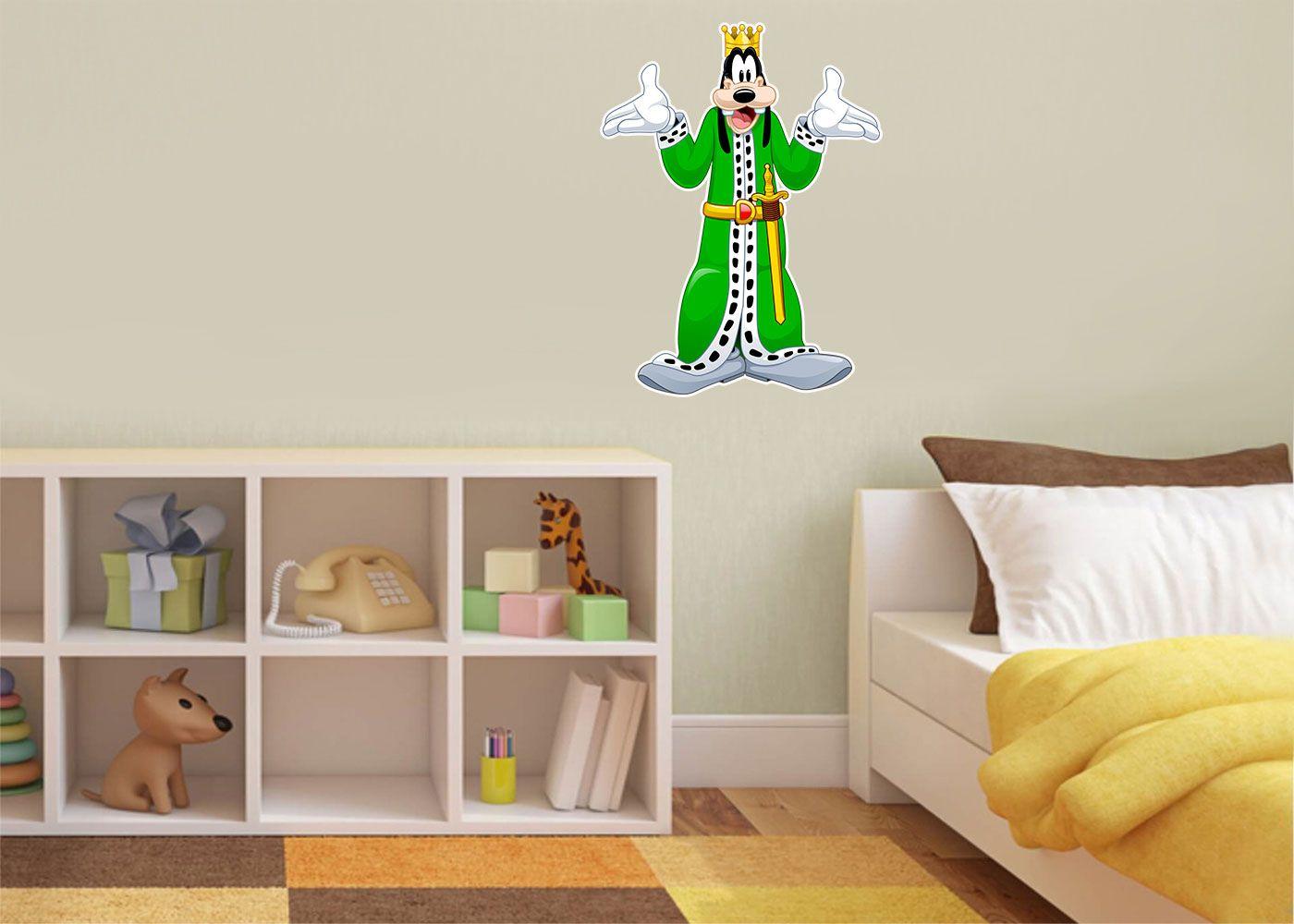 Adesivo Decorativo Mickey 0022  - Paredes Decoradas