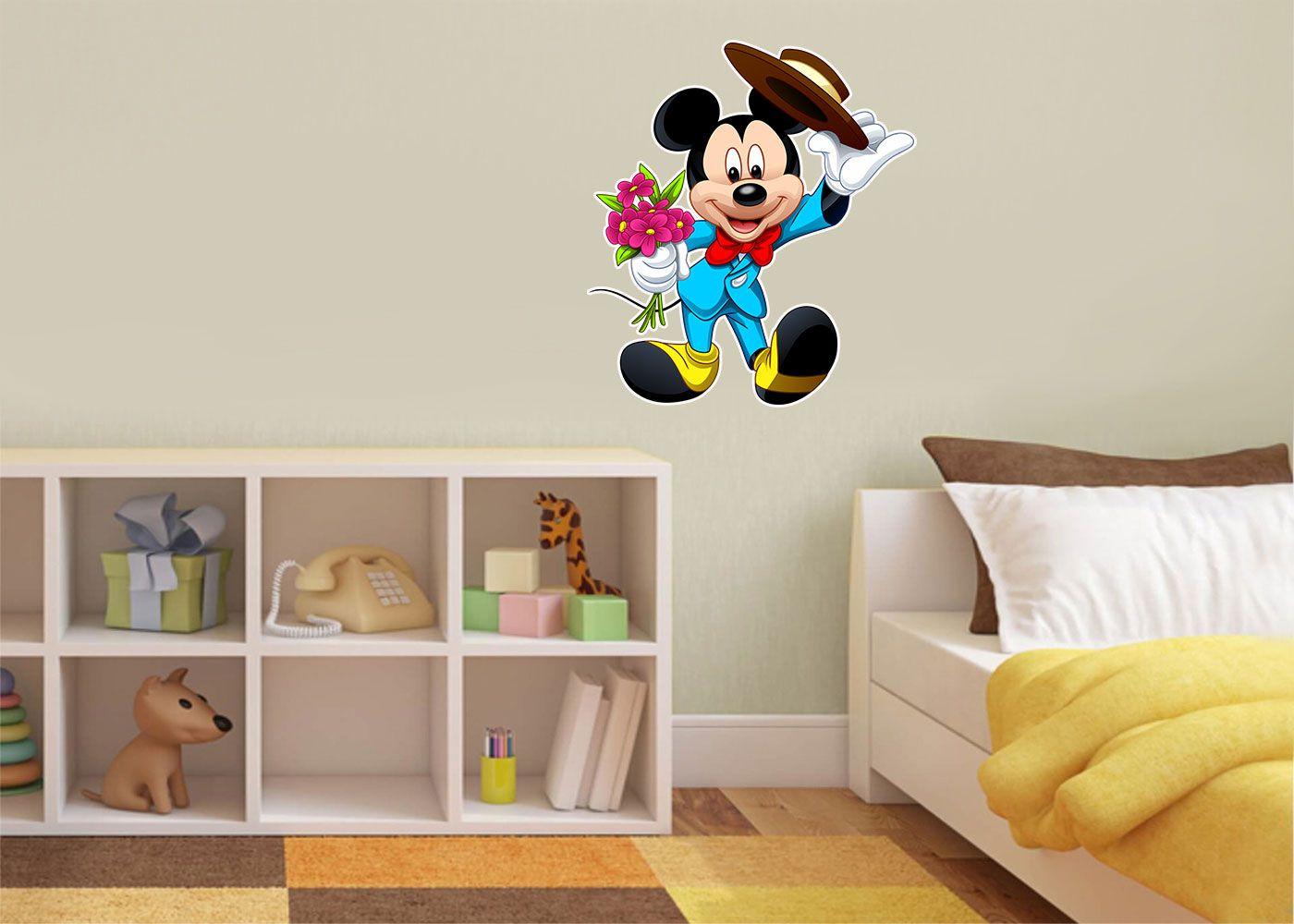 Adesivo Decorativo Mickey 0023