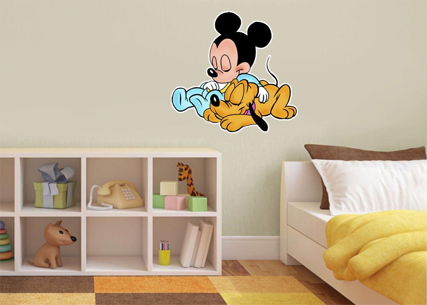 Adesivo Decorativo Mickey 0027