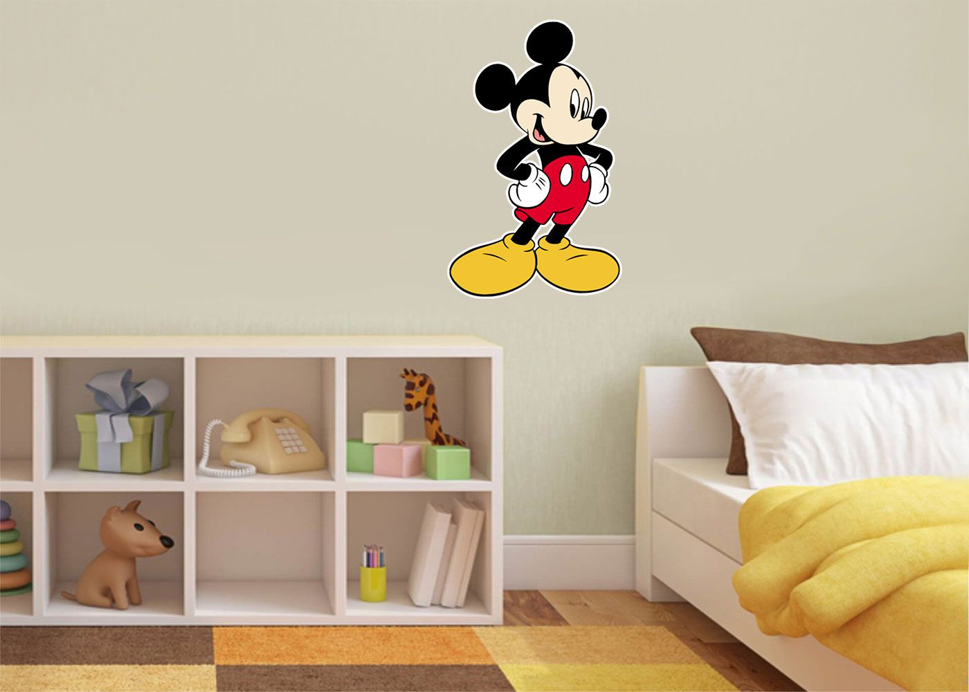 Adesivo Decorativo Mickey 0029 - Paredes Decoradas
