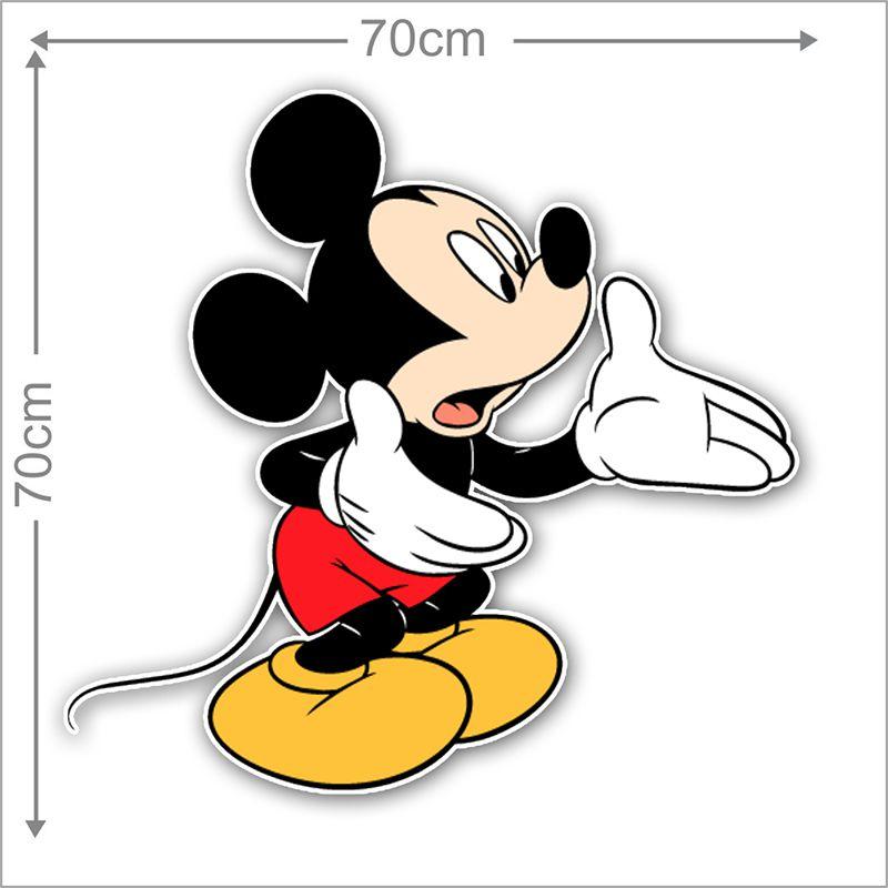 Adesivo Decorativo Mickey 0031  - Paredes Decoradas