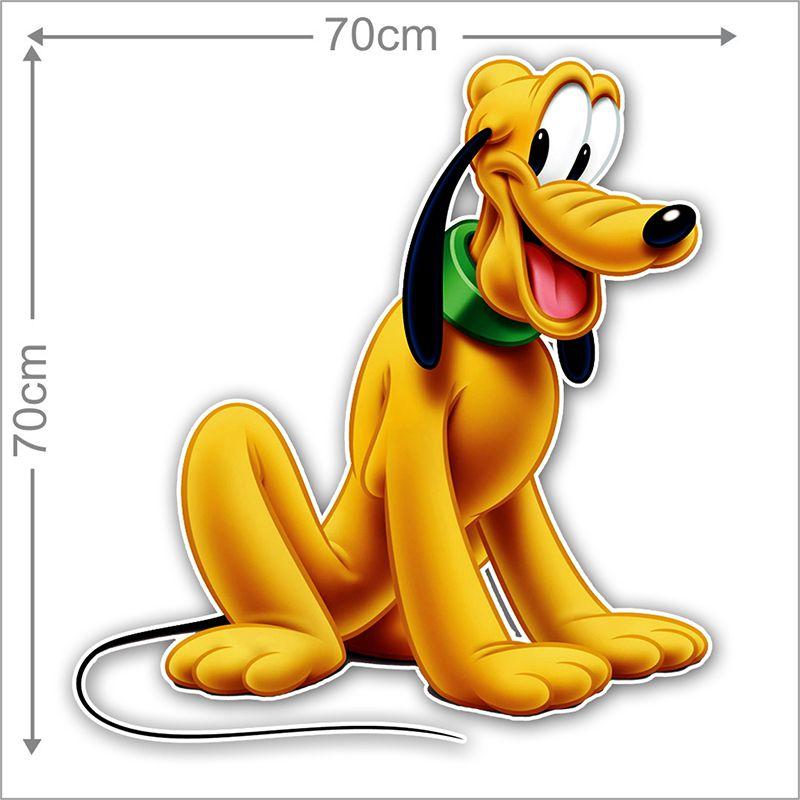 Adesivo Decorativo Mickey 0033  - Paredes Decoradas