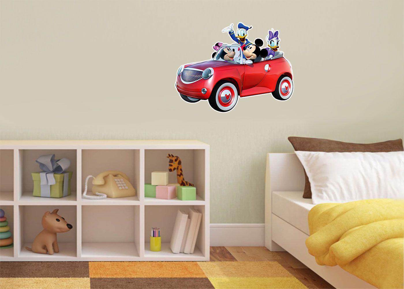 Adesivo Decorativo Mickey 0034