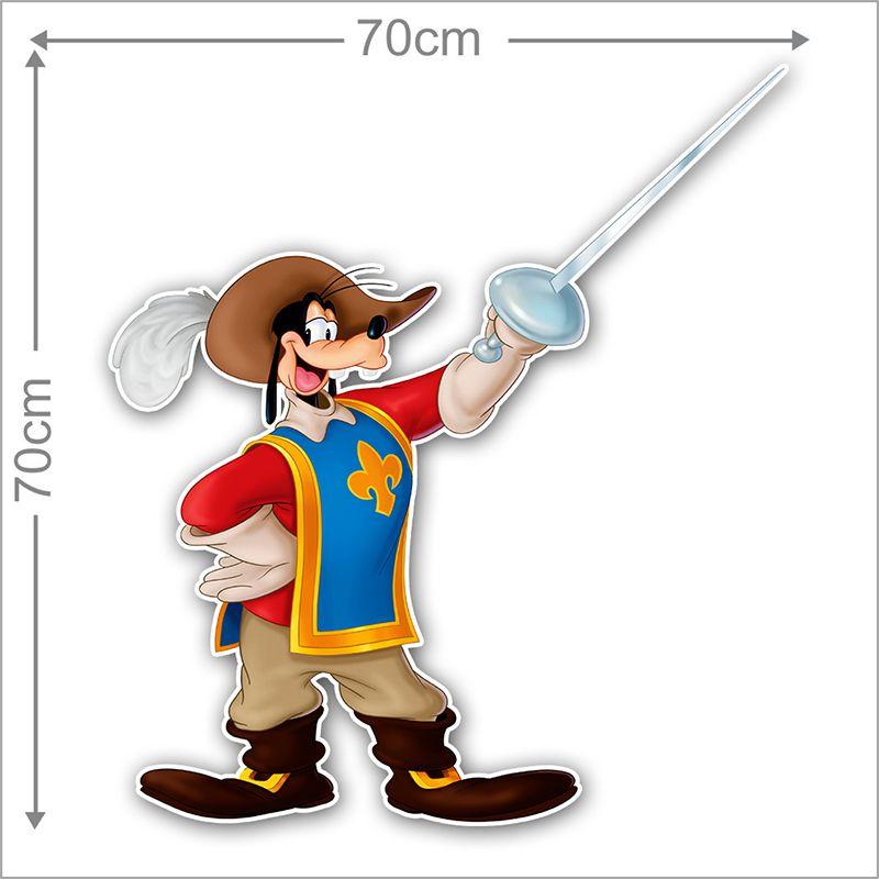 Adesivo Decorativo Mickey 0035  - Paredes Decoradas