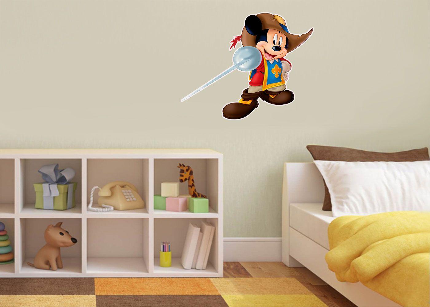 Adesivo Decorativo Mickey 0041