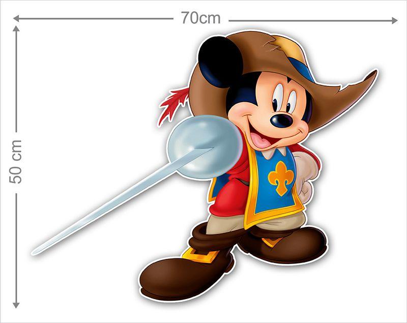 Adesivo Decorativo Mickey 0041  - Paredes Decoradas