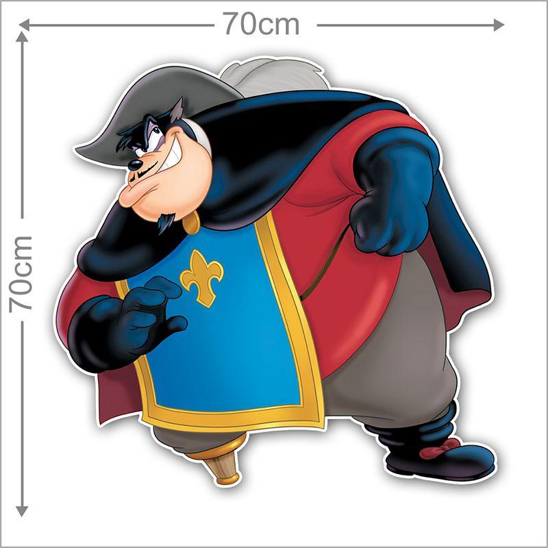 Adesivo Decorativo Mickey 0042  - Paredes Decoradas