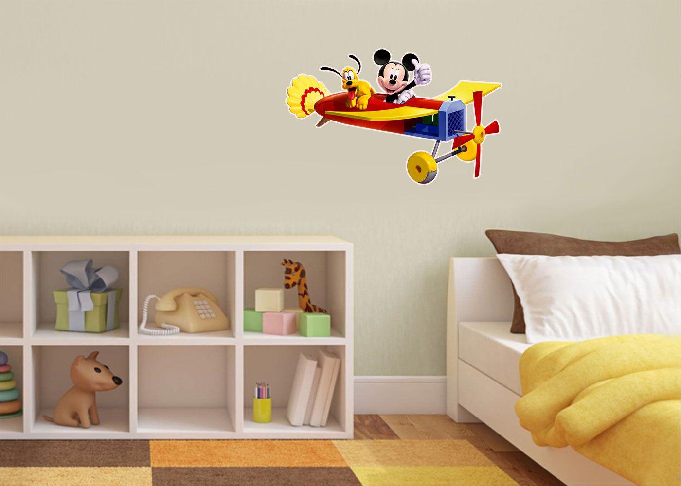 Adesivo Decorativo Mickey 0043