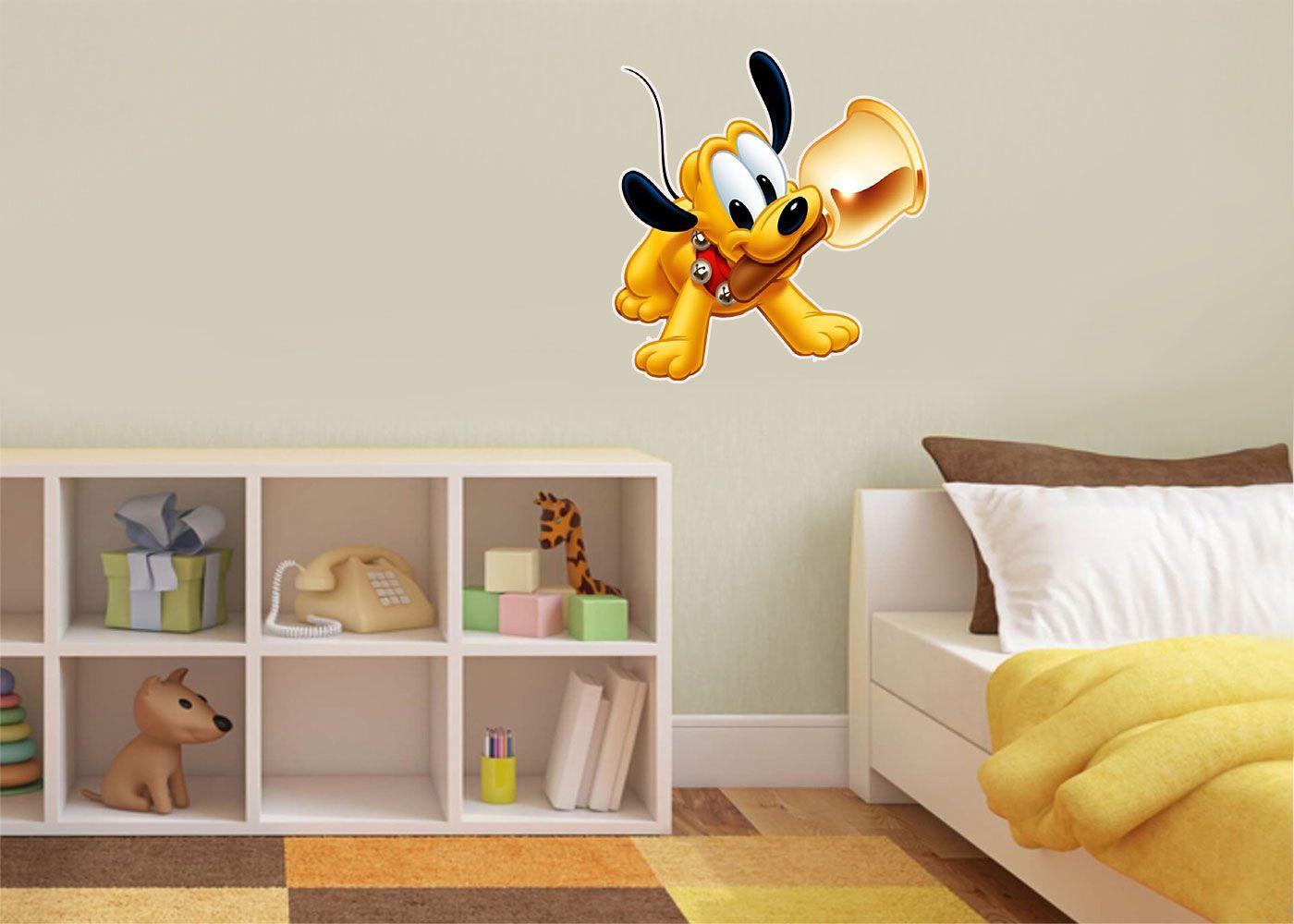 Adesivo Decorativo Mickey 0044  - Paredes Decoradas
