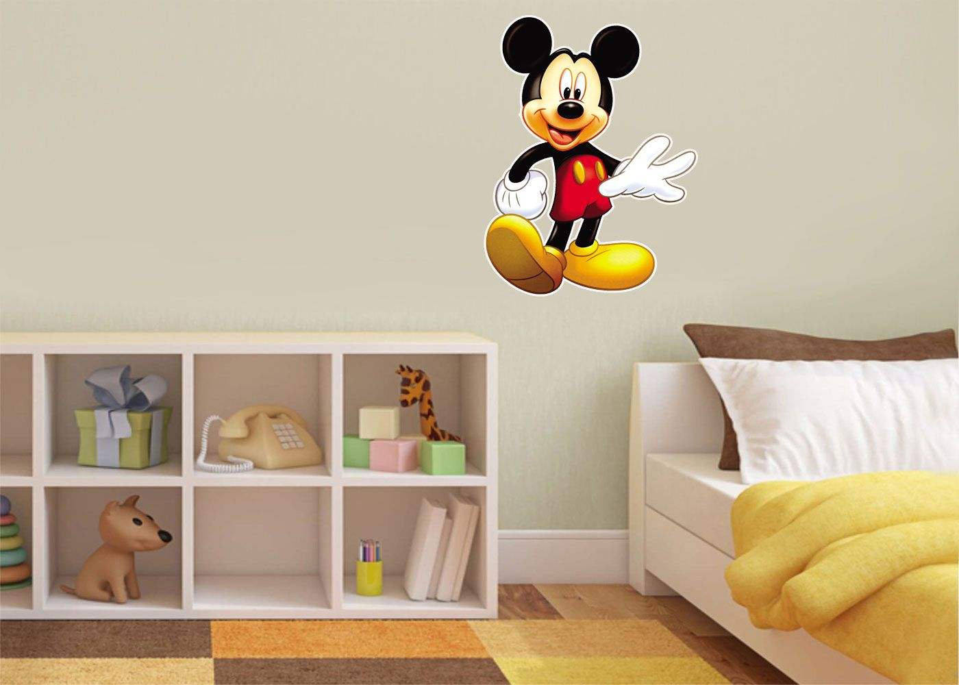Adesivo Decorativo Mickey 0050