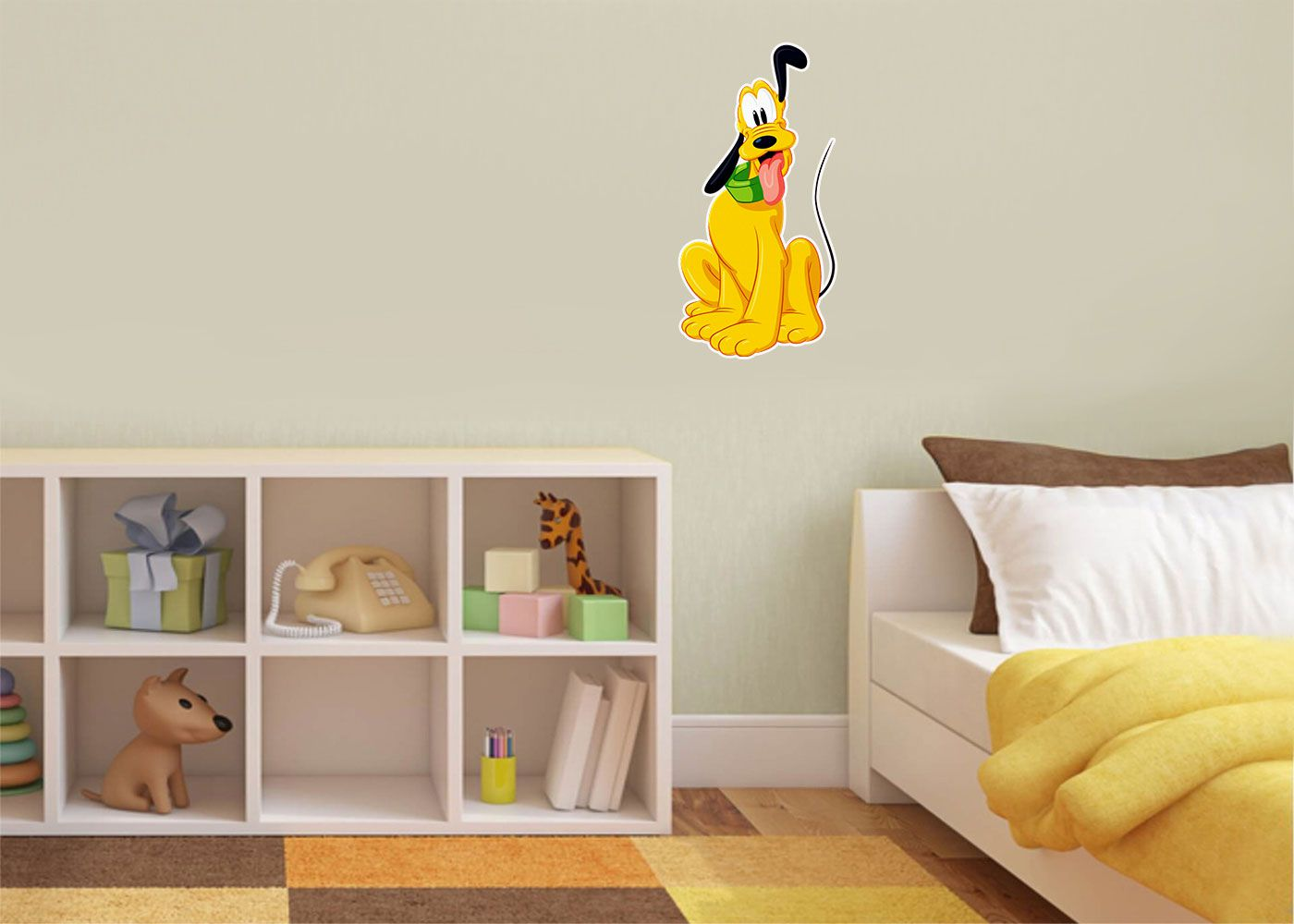 Adesivo Decorativo Mickey 0054  - Paredes Decoradas