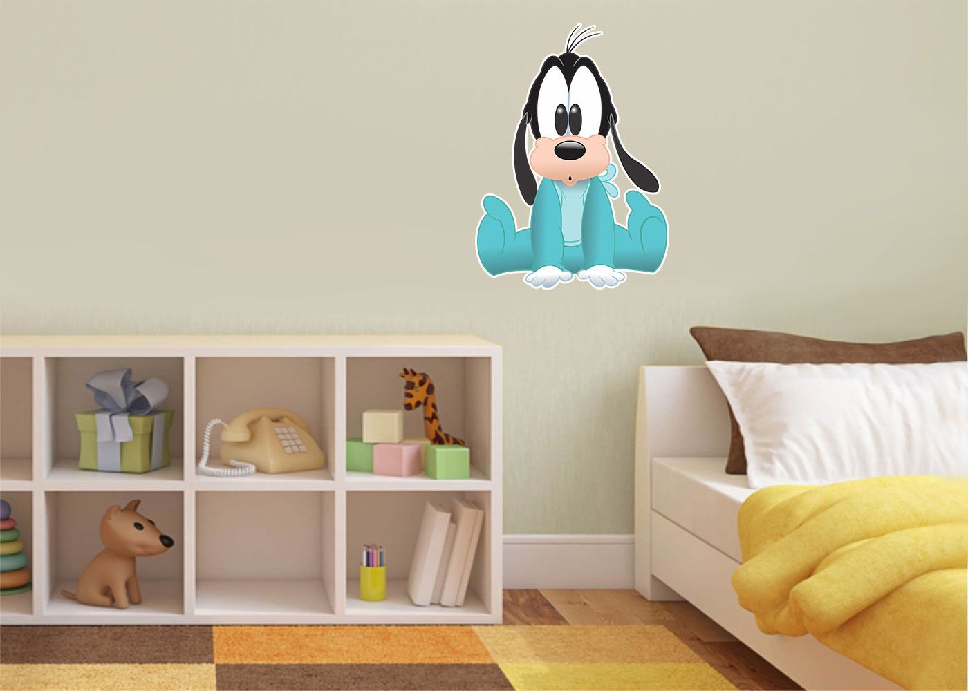 Adesivo Decorativo Mickey 0055