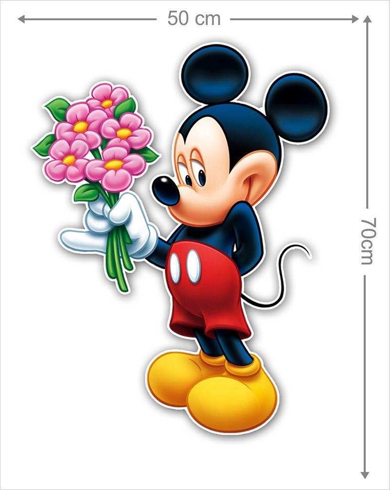 Adesivo Decorativo Mickey 0057  - Paredes Decoradas