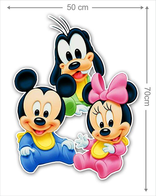 Adesivo Decorativo Minie 0042  - Paredes Decoradas