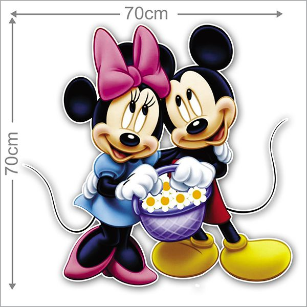 Adesivo Decorativo Minie 0065