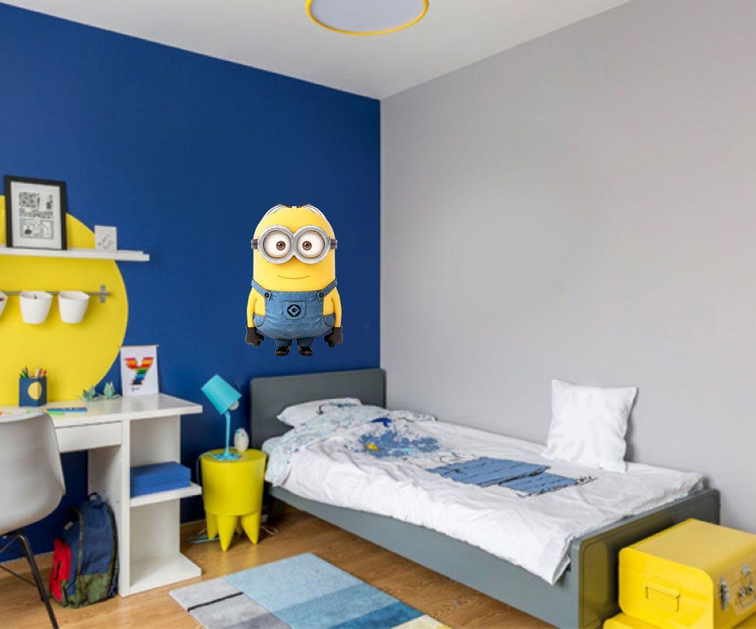 Adesivo Decorativo Minions 0005