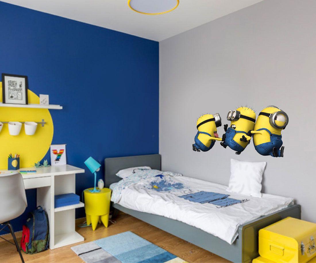 Adesivo Decorativo Minions 0011