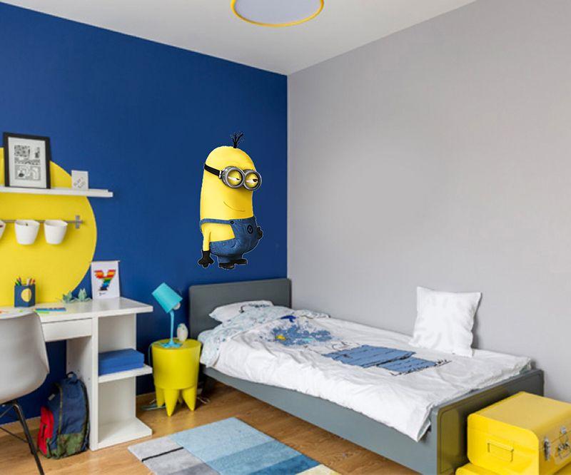 Adesivo Decorativo Minions 0021