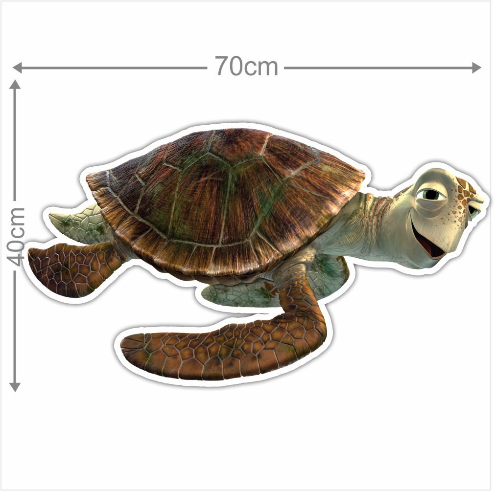 Adesivo Decorativo Nemo 0001  - Paredes Decoradas