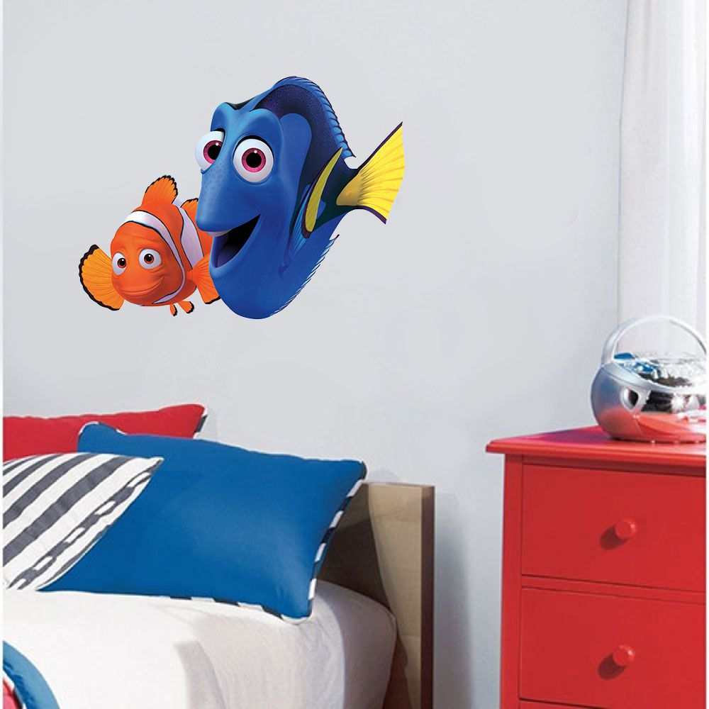 Adesivo Decorativo Nemo 0002