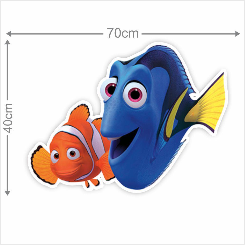 Adesivo Decorativo Nemo 0002  - Paredes Decoradas