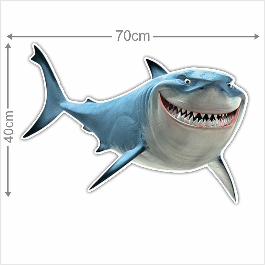 Adesivo Decorativo Nemo 0005  - Paredes Decoradas