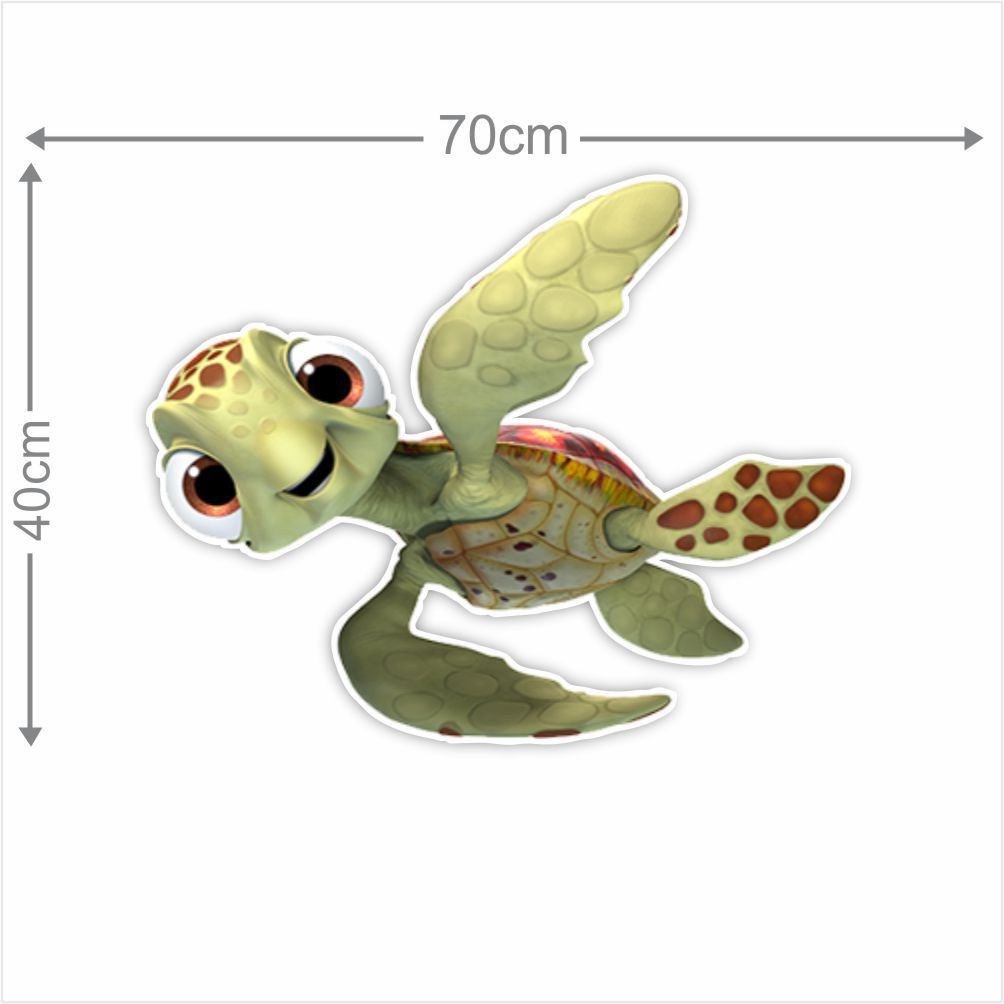 Adesivo Decorativo Nemo 0008  - Paredes Decoradas