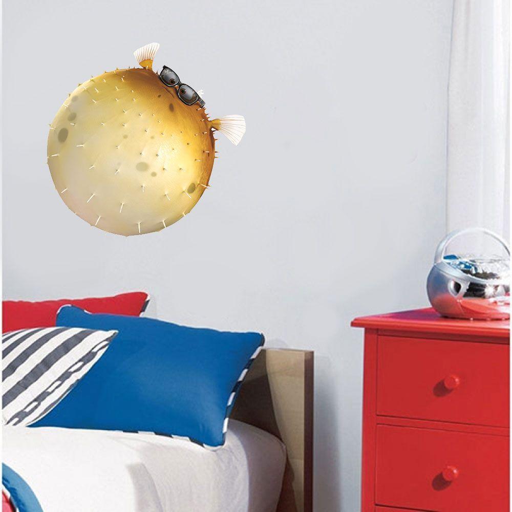Adesivo Decorativo Nemo 0012  - Paredes Decoradas