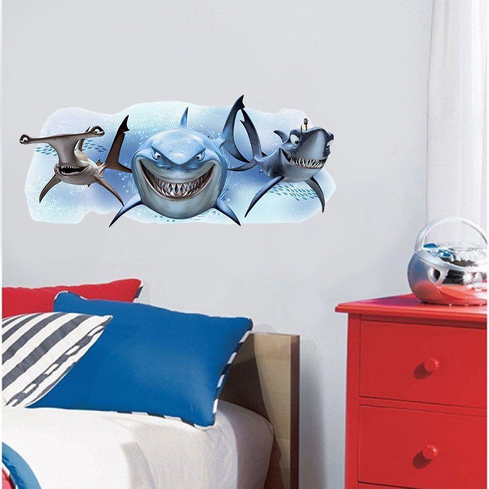 Adesivo Decorativo Nemo 0013