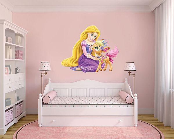 Adesivo Decorativo Princesas 0001  - Paredes Decoradas