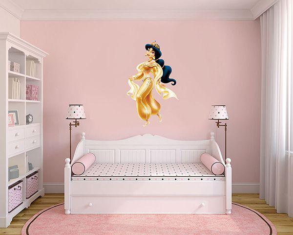 Adesivo Decorativo Princesas 0002