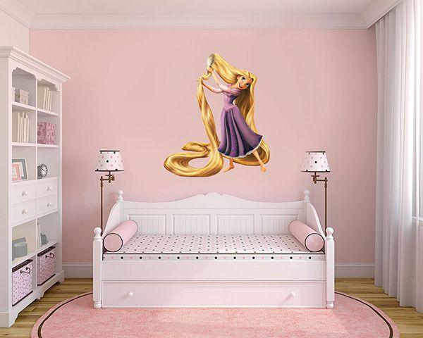 Adesivo Decorativo Princesas 0003