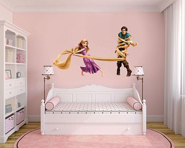 Adesivo Decorativo Princesas 0005