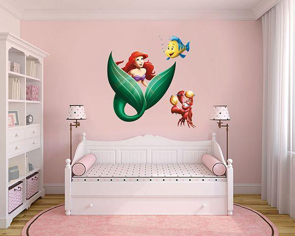 Adesivo Decorativo Princesas 0007