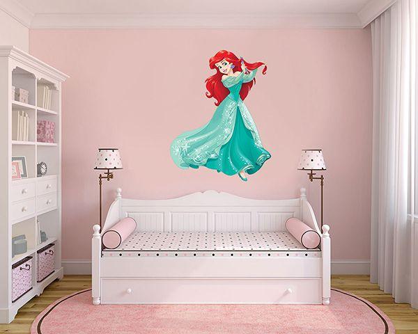 Adesivo Decorativo Princesas 0010