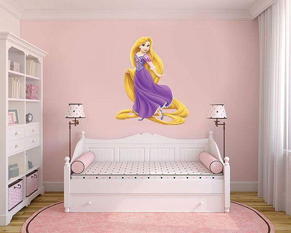 Adesivo Decorativo Princesas 0013